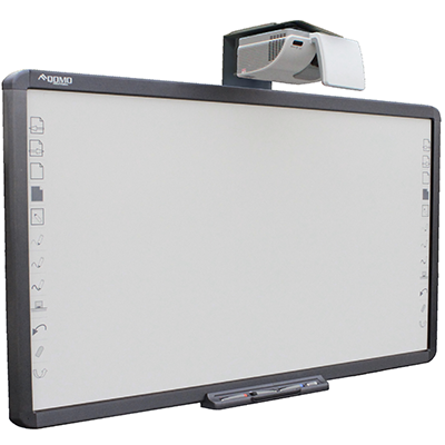 QOMO QWB200-PS-H00 78in Infared Interactive Whiteboard