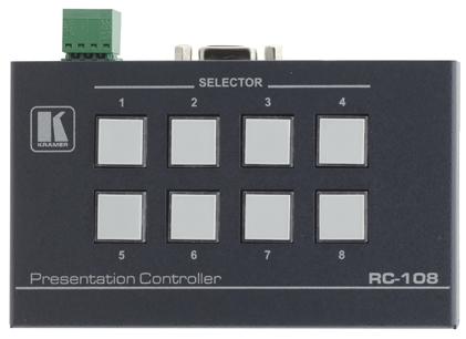 8-Button Presentation Controller