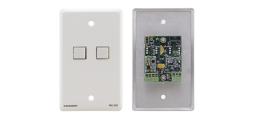 Wall Plate - RS-232 & IR Controller
