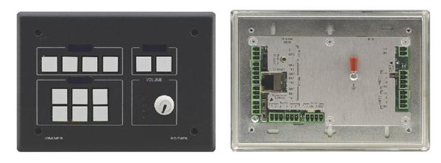Kramer RC-74DL 12 Button Master Room Controller