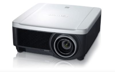REALiS WX6000D Projector & Standard Lens Bundle
