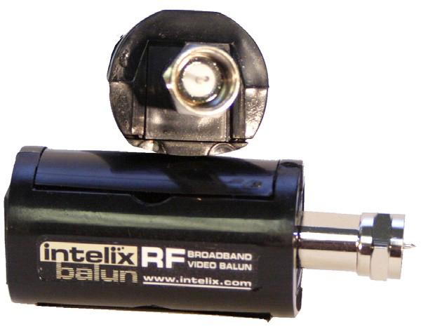 Intelix RF-F Broadband Video Ct-5 Balun