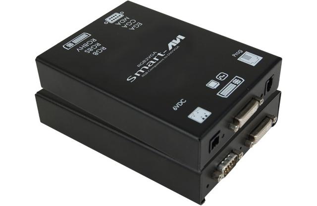 SmartAVI RGB2VGAS Digital RGB to DVI/VGA Converter (70 RGB formats installed)