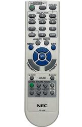 NEC RMT-PJ30 Replacement Remote Control