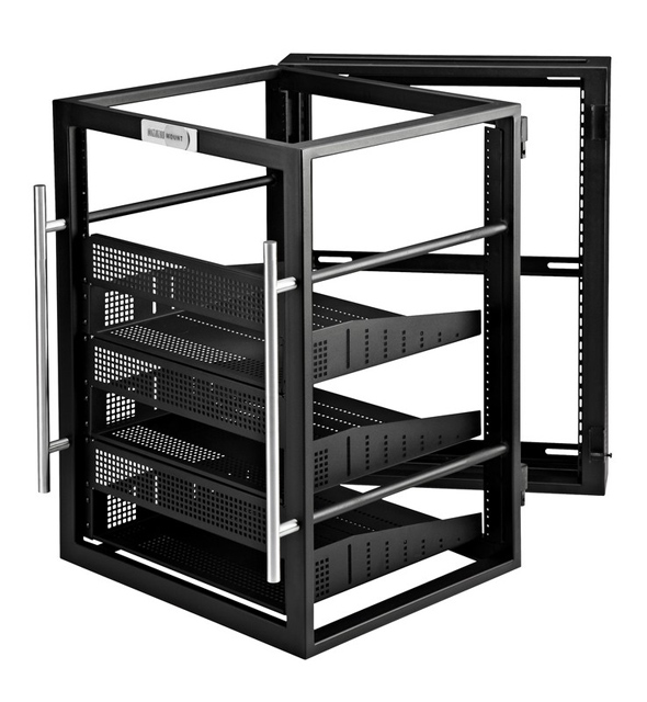 OmniMount RSW Heavy Duty Floor Rack System