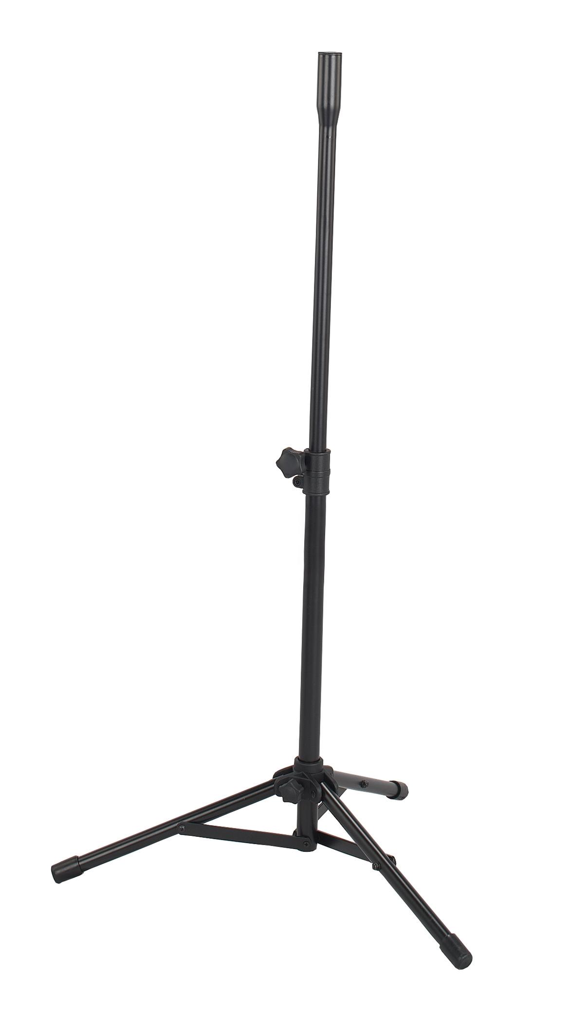 Amplivox S1090 Compact Adjustable Tripod Speaker Stand