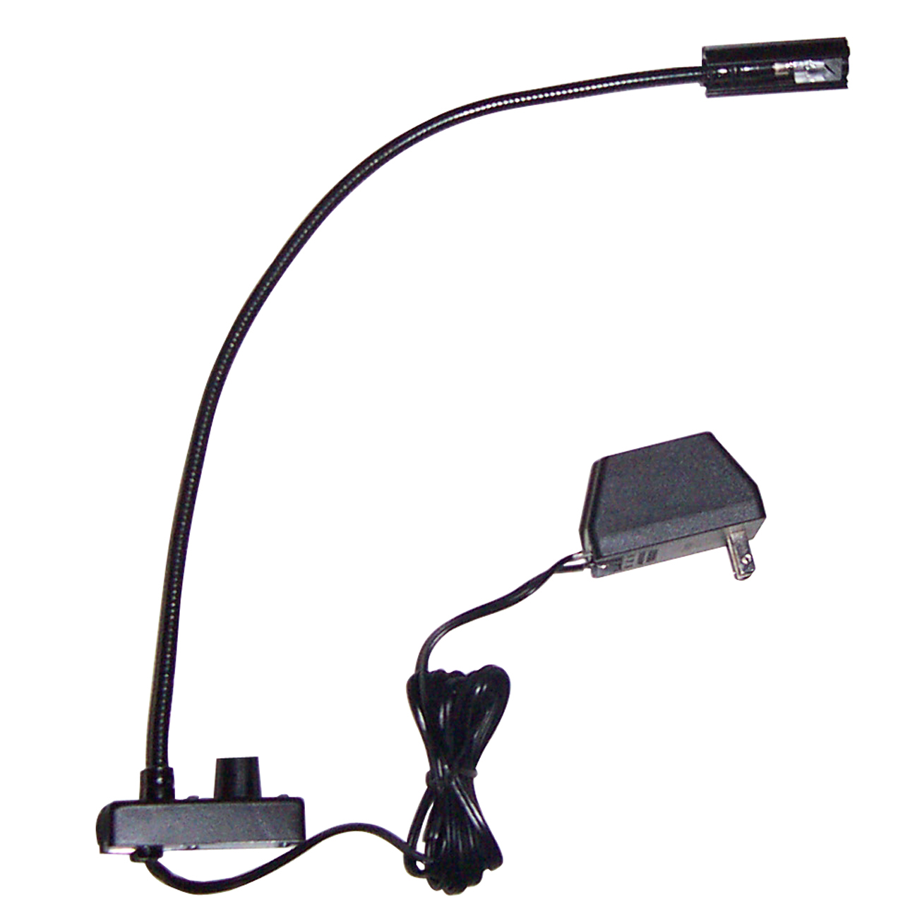 Amplivox S1110 Mountable Halogen Gooseneck Reading Lamp
