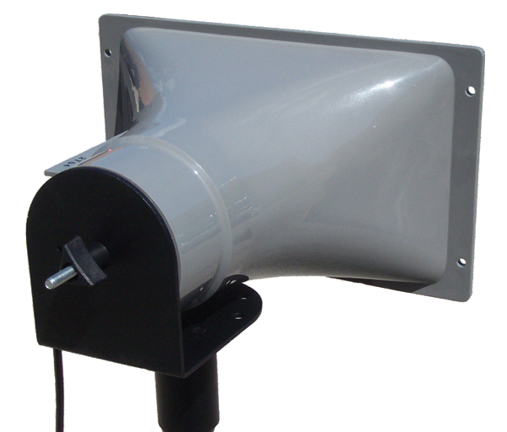 Amplivox S1264 Horn Speaker with Top Tripod Mount