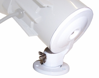 Horn Speaker with Adjustable Wall Mounting Bracket