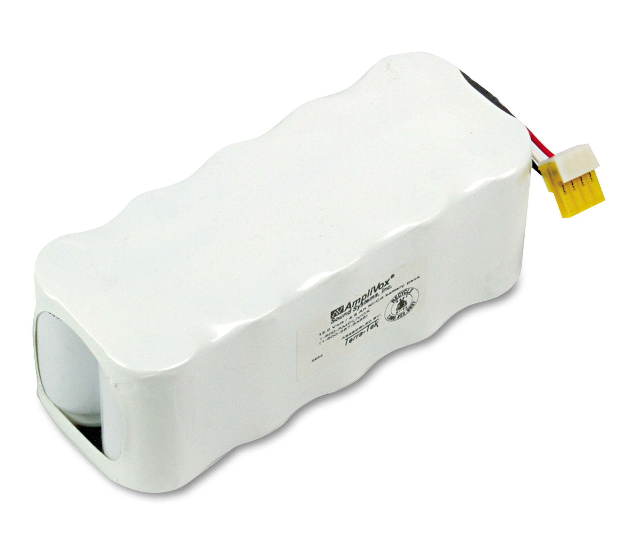 Amplivox S1465 NiCad Battery Pack for S805A and SW805A Amplifiers