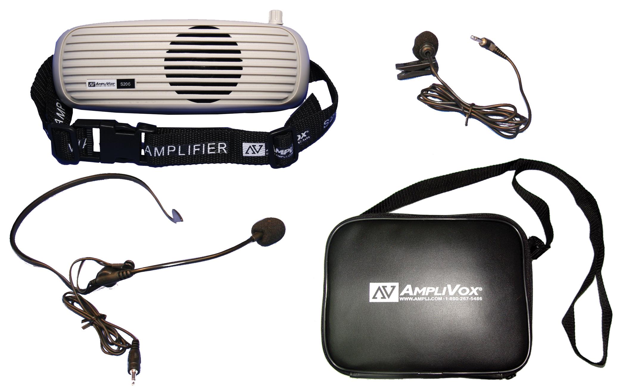 AmpliVox S206 BeltBlaster Personal Amplifier