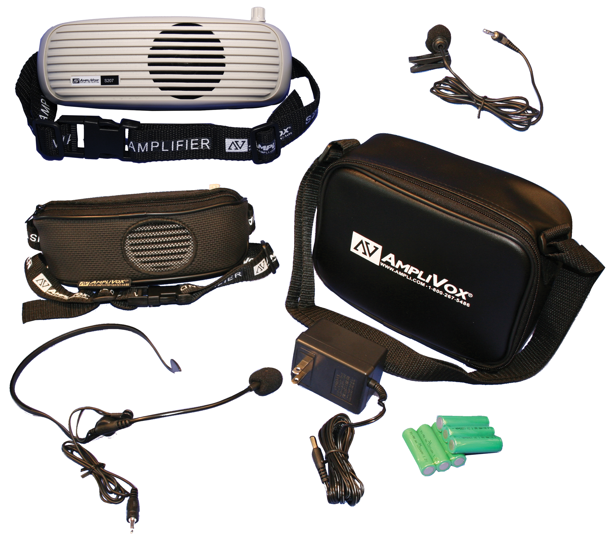 AmpliVox Pro BeltBlaster Personal Amplifier