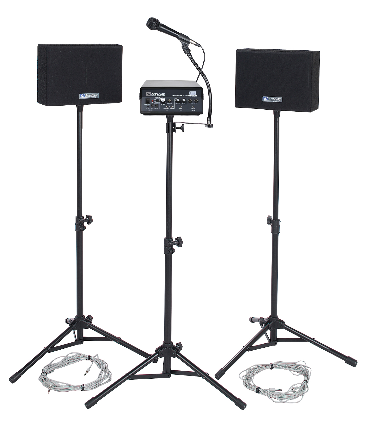 Amplivox S230A Wired Voice Carrier PA System