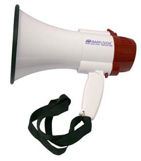 AmpliVox Sound Systems S600 Mini-Meg Megaphone
