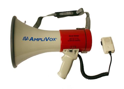 Amplivox Sound Systems S602M Piezo Dynamic MegaPhone