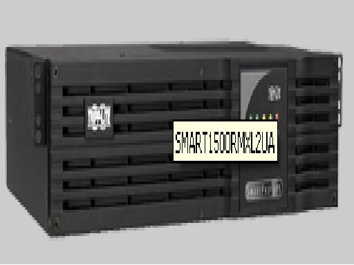Tripp-Lite SMART1500RMXL2UA Smart 1500 VA LCD Line-Interactive Digital UPS