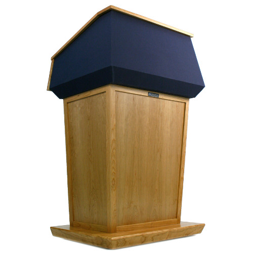 Patriot Solid Hardwood Non Sound Lectern