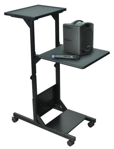 Amplivox SN3355 Multimedia Presentation/Projector Stand