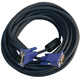 InFocus SP-VGA-11M Monitor Cable HDB15 Male to HDB15 Male - 36' (11 m)