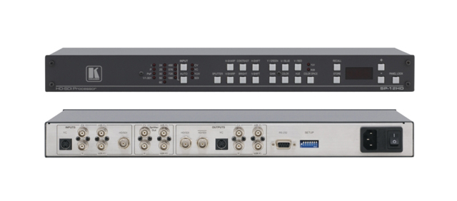 Multi-Format Analog & HD-SDI Video Processor/ProcAmp/TBC/Format Converter