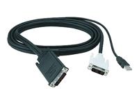 Infocus SP-DVI-D-R M1 to DVI-D/USB-A Cable