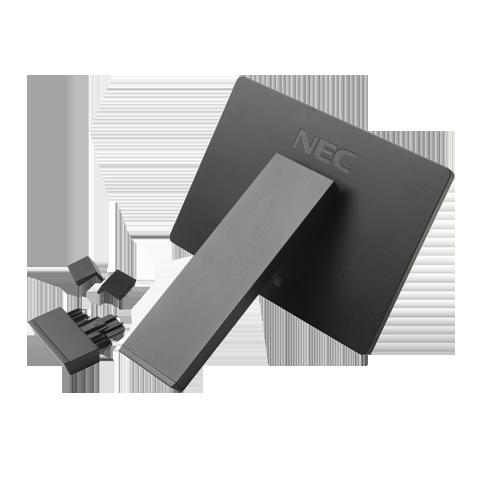 NEC ST-EX2023-BK Portable Stand Kit for NEC MultiSync EX Series Monitors