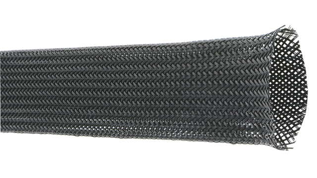 1.25 inch Expandable Sleeving, Black