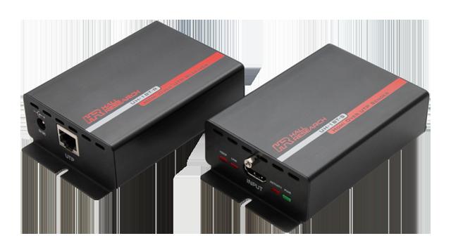 Hall UH-1BT HDMI on Single UTP Extender, HDBaseT-Lite Sender & Receiver Unit