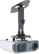 PDR Mounts UPM50 Ceiling/Wall Projector Mount