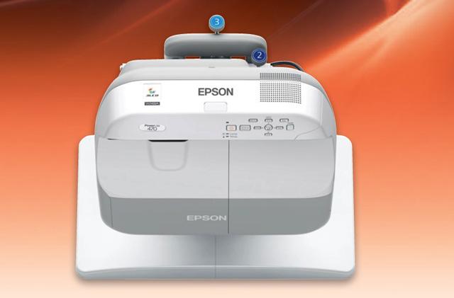 Epson PowerLite 480 Multimedia Projector