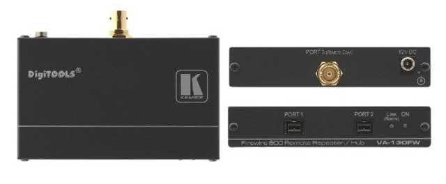 Firewire 800 Remote Repeater/HUB