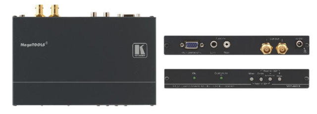 Computer Graphics Video & Stereo Audio to 3G HD-SDI ProScale Digital Scaler