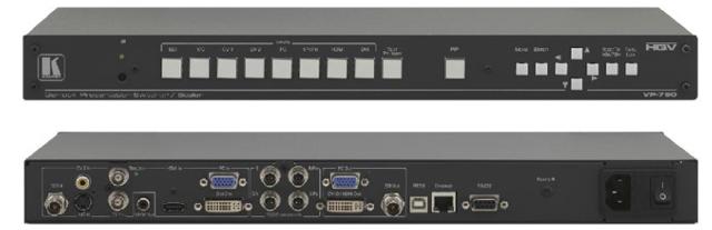8-Input ProScale Genlock Presentation Scaler/Switcher