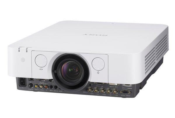 Sony VPL-FHZ55/W 4000 Lumen WUXGA Laser Projector (White)