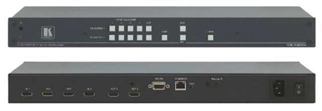 Kramer VS-42HN 4 x 2 HDMI Matrix Switcher