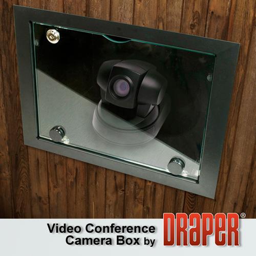 Draper 125204 Video Conferencing Camera Box