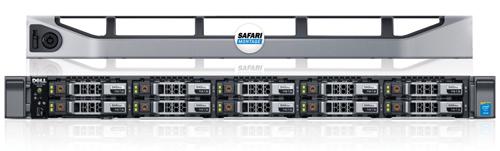 SAFARI Montage WAN 1036X Rackmount Server