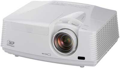 Mitsubishi WD720U-G WXGA Projector