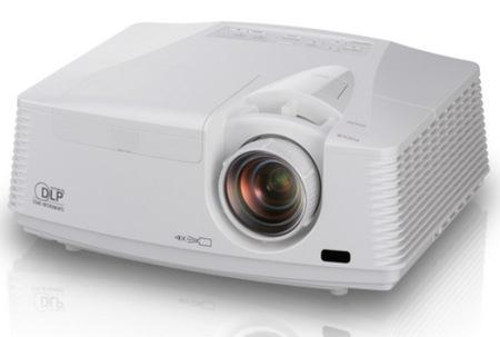 Mitsubishi WD720U WXGA 4300 Lumens Portable Projector