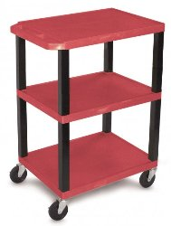 H. Wilson Company Tuffy Multi-Purpose Cart WT34RE-B