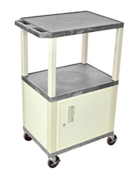 H. Wilson Company Tuffy Multi-Purpose Cart WT34GYC3E
