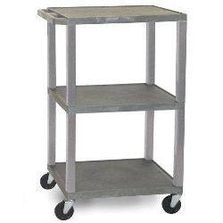 H. Wilson Company Tuffy Multi-Purpose Cart WT34TNC4E-N