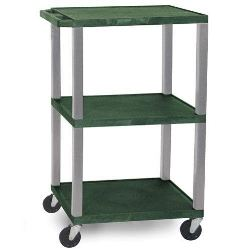 H. Wilson Company Tuffy Multi-Purpose Cart WT34HGE-N