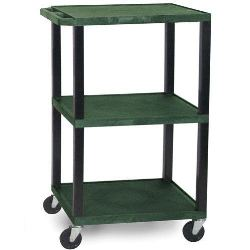 H. Wilson Company Tuffy Multi-Purpose Cart WT34HGE-B