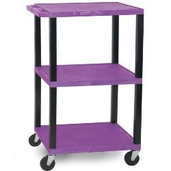 H. Wilson Company Tuffy Multi-Purpose Cart WT34PE-B