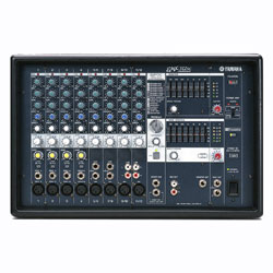Yamaha EMX-312S 12-Channel Stereo Powered Mixer 300 Watts x2