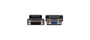 Kramer AD-DM/GF DVI (M) to 15-pin HD (F) Adapter