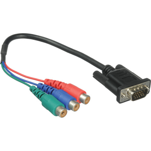NEC ADP-CV1E 6in. Component Video Adapter