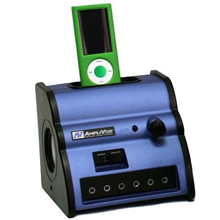 AmpliVox Sound Systems SL1005 - Digital iPod Audio Listening Center