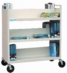Buhl Book Cart